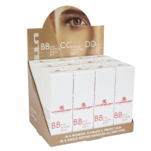 EXPOSITOR CREMA BB plus cream UTSUKUSY