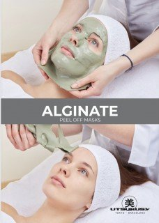 ALGINATE PEEL OFF MASKS