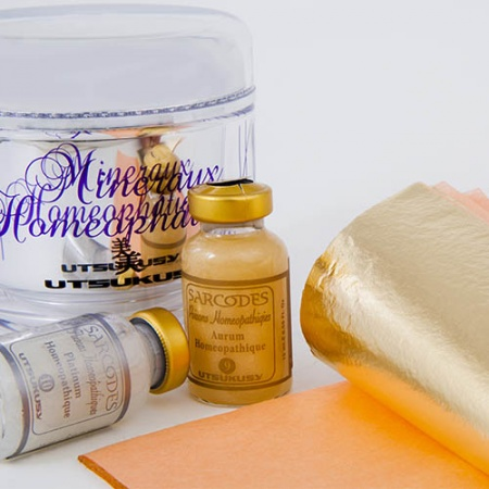 KIT PROFESSIONAL AURUM UTSUKUSY